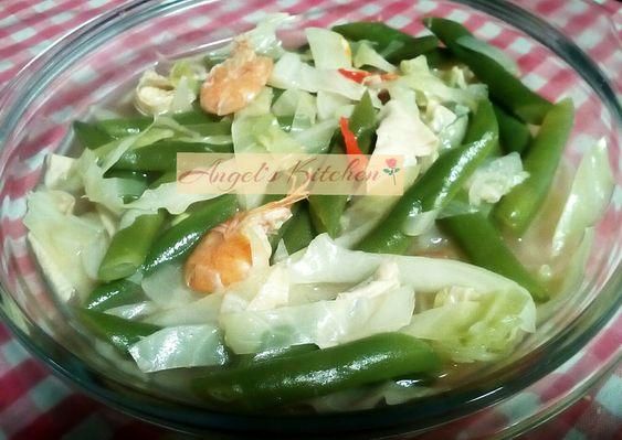 Resep Tumis Buncis Kol Kulit Tahu Oleh Angel S Kitchen Resep Tumis Sayuran Jamur