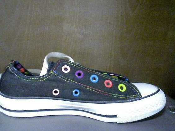 Woman/Youth Size 5/3 Converse Lace Loop OX 50% OFF
