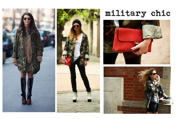 Fall 2012 Fashion Trend: The Camo Jacket!