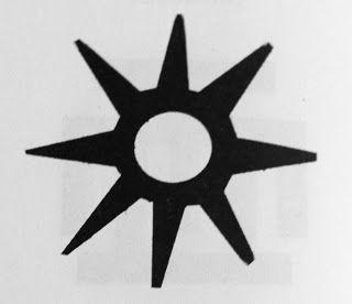 Adventures in Ghana: Akan Symbols 49 NSOROMMA- means ... Symbols Of Watchfulness