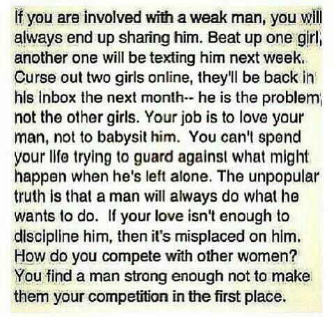 Why Do Men Cheat On Good Women