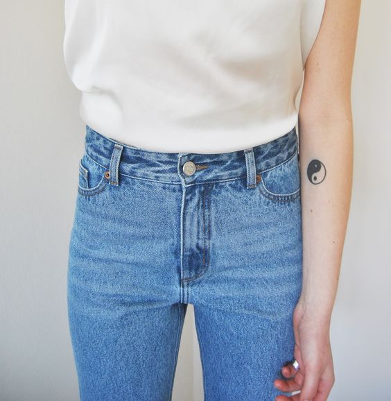 Nothing better than finding the perfect denim and the perfect fit.