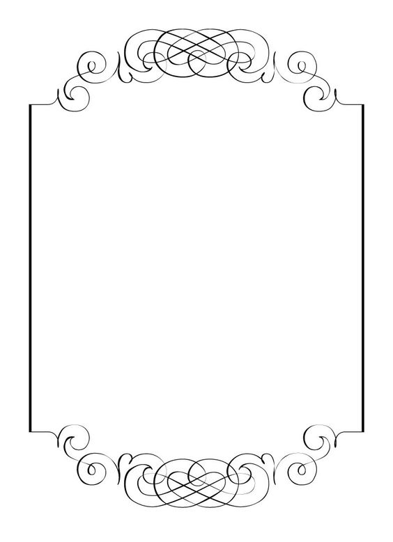 Free Printable Blank Signs | Free vintage clip art images | Photo ...