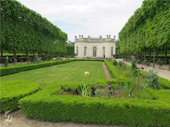 The Grand Trianon Palace of Versailles Paris, France