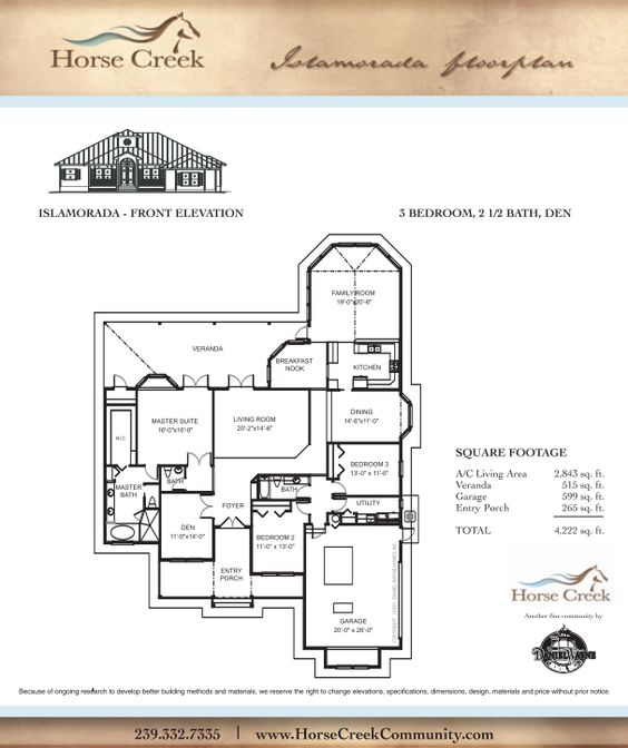 Daniel wayne homes islamorada model popular floor plans Wayne homes floor plans