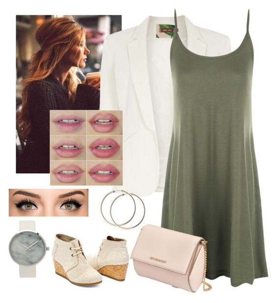 """""""Untitled #208"""" by bluerush ❤ liked on Polyvore featuring Jolie Moi, WearAll and Givenchy"""