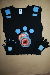 The Creature power suit for Wild Kratts. I'm selling on eBay now.. yahoo!