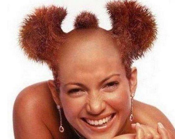 Sejam homens ou mulheres, as imagens abaixo mostram penteados que fogem completamente do convencional