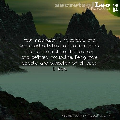 Leo Horoscope. Were you born under a new moon?  Visit iFate.com Astrology today!