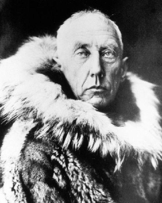 roald amundsen north pole expedition