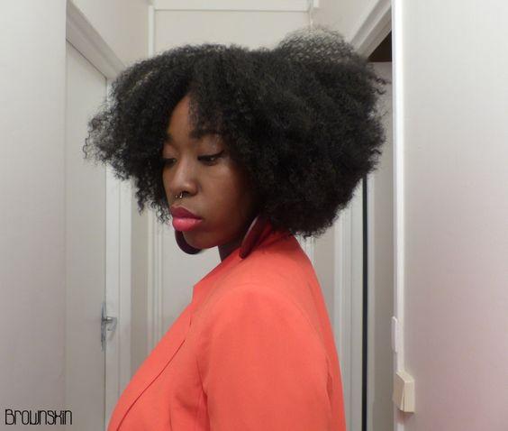 Crochet Braids avec les mèches Naomi -