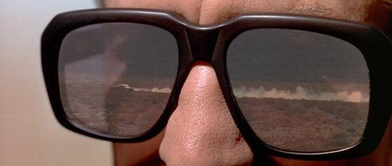 Ultra Goliath glasses worn by Robert De Niro in CASINO (1995) #Ultra