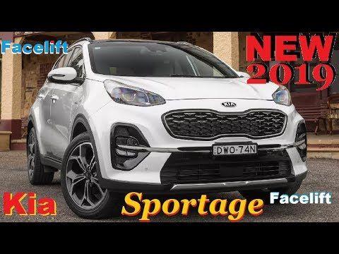 2019 Kia Sportage Redesigned Excellent Suv Review Interior Exterior And Driving Youtube Sportage Kia Sportage Kia