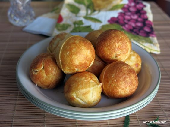 Three Cheese Rosemary and Garlic Pizza Bites in a Cake Pops Maker ...