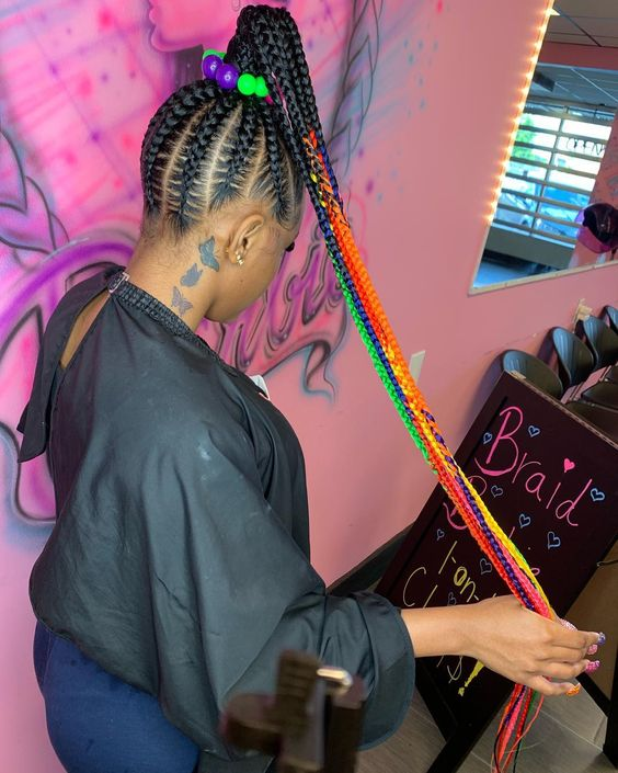 Crochet hair styles for kids