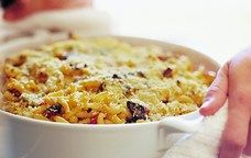 Spicy Baked Macaroni