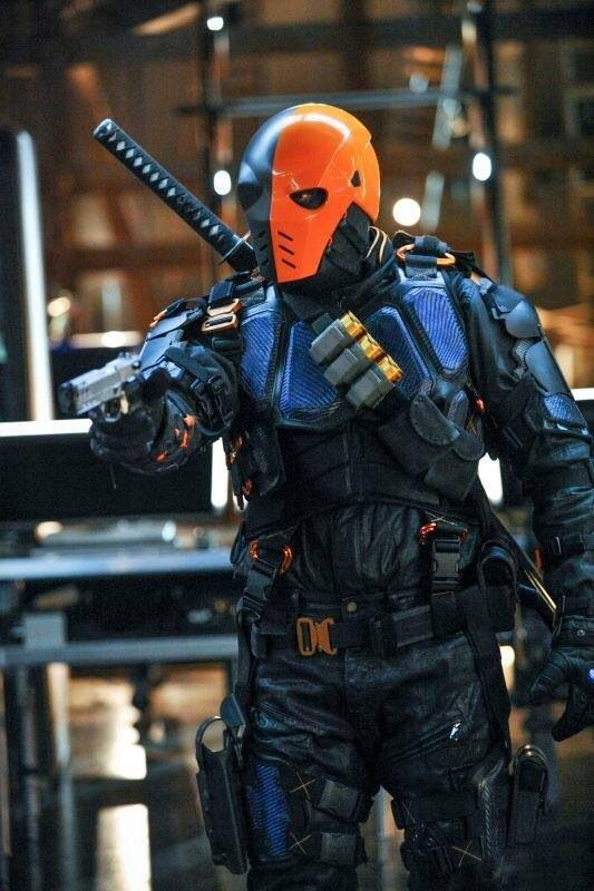 Deathstroke, Arrow