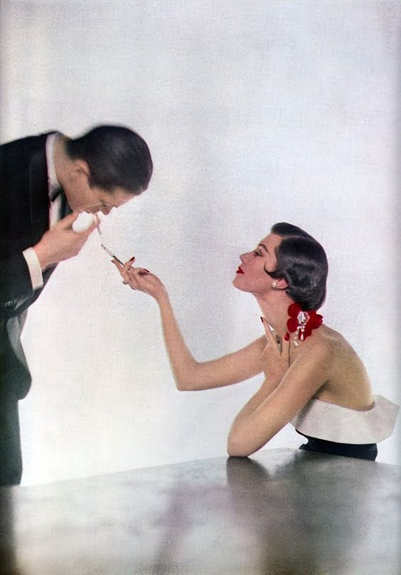 Harper's Bazaar February 1950