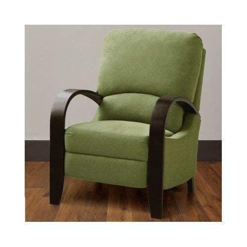 Recliner Chair Contemporary Recliners, Bent Wood Arm Recliner