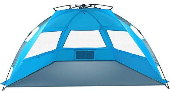 Tagvo Beach Canopies | Beach canopy, Beach tent, Pop up