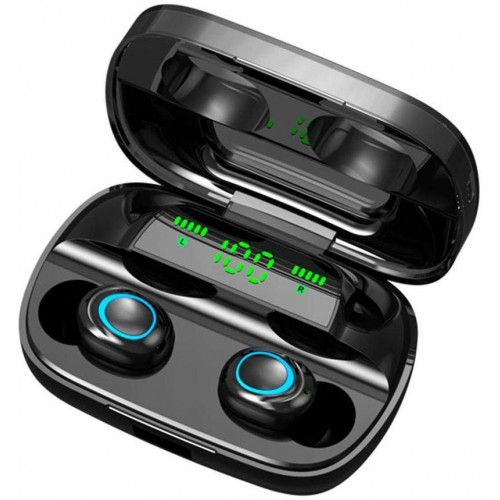 19 80 80 Off Promo Code 9w8966zb Nabsna Wireless Earbuds Bluetooth Headset Waterproof In Ear M In 2020 Noise Cancelling Headset Headphones With Microphone Earbuds