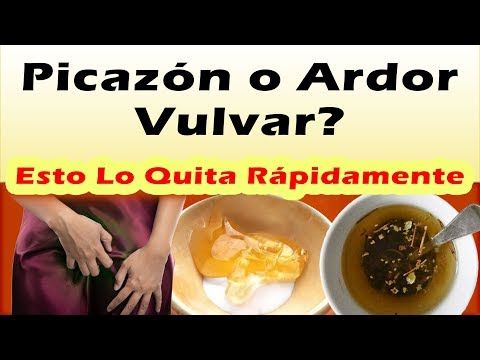 remedios caseros irritacion vulvar