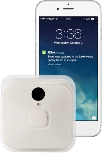 Blink and Blink App. Blink: the first ultra-affordable, totally wire-free smart HD home monitoring and alert system.