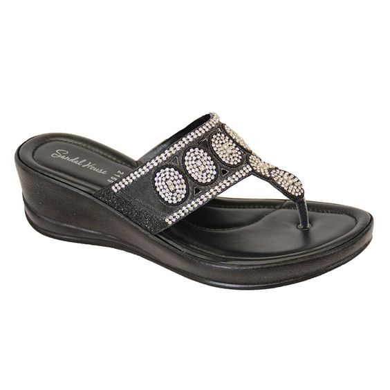 Womens Diamante Sandals SH344