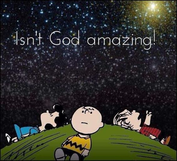 God is Amazing - AMEN ❤: