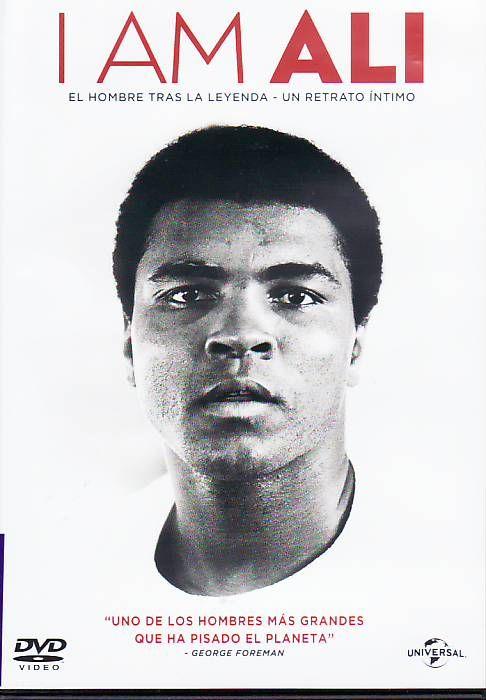 Una mirada íntima al hombre tras la leyenda, descubriremos a Ali como jamás se le había visto. I Am Ali se narra a través de un material exclusivo y sin precedentes del archivo personal de Ali, combinado con emocionantes entrevistas y testimonios de su círculo más íntimo de familiares, amigos y hermano, además de leyendas del boxeo. http://www.filmaffinity.com/es/film241526.html http://rabel.jcyl.es/cgi-bin/abnetopac?SUBC=BPSO&ACC=DOSEARCH&xsqf99=1769683+