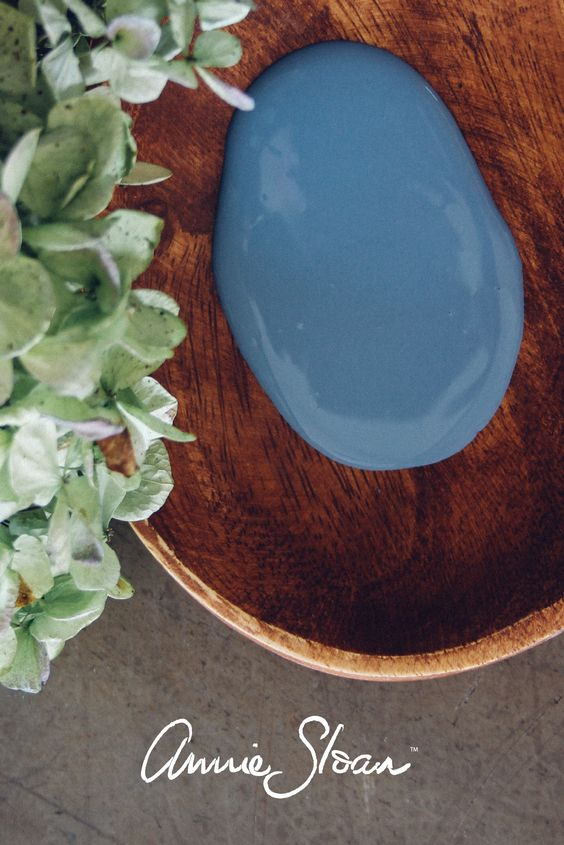 The Cool and Elegant Greek Blue Paint Colour By Annie Sloan