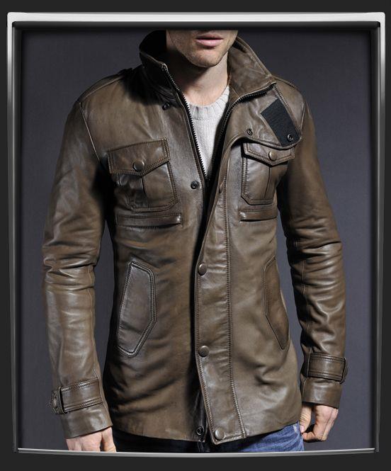 Custom made italian leather jackets – Your jacket photo blog