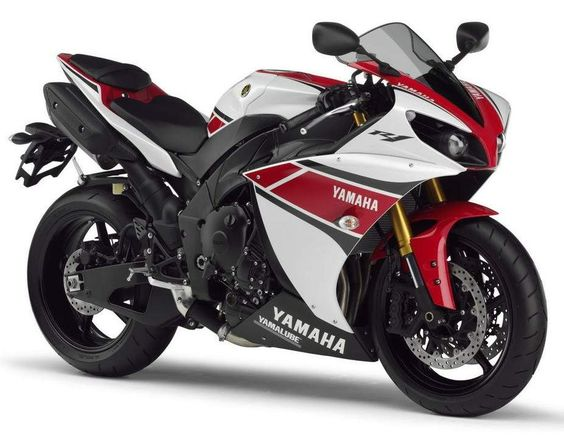 #Yamaha YZF-R1 WGP Edicion Especial