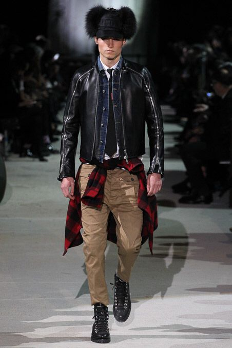 Dsquared², Look #24