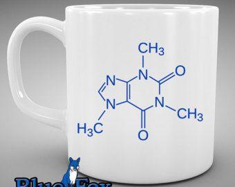 Koffeinmolekyl