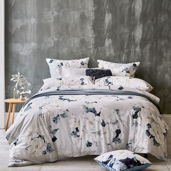 Magnolia Quilt Cover Set Quilt Cover Cheap Home Decor Home Decor