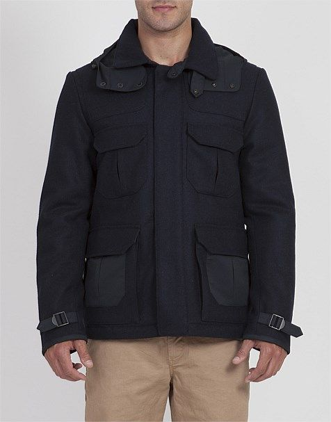 Bing, Harris & Co. W13 Arctic Jacket