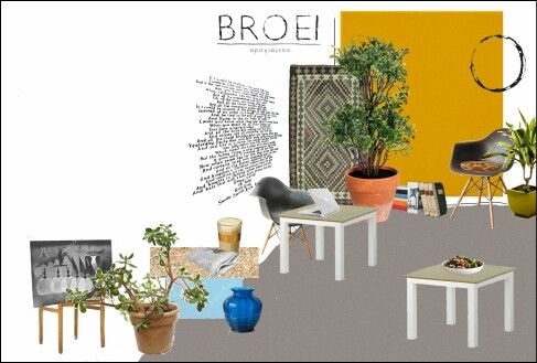 welkom bij BROEI! een ruimte - met voortuin - aan de oosterkade in utrecht om samen te komen of alleen te zijn, te werken, te ontspannen, te broeien of te delen. met lekker eten, goede koffie, boeken, spelletjes, kunst en veel plek.  dinsdag t/m zondag open voor lunch en opdonderdag t/m zondag ook 's avonds voor'eten wat de pot schaft'.  wees welkom!