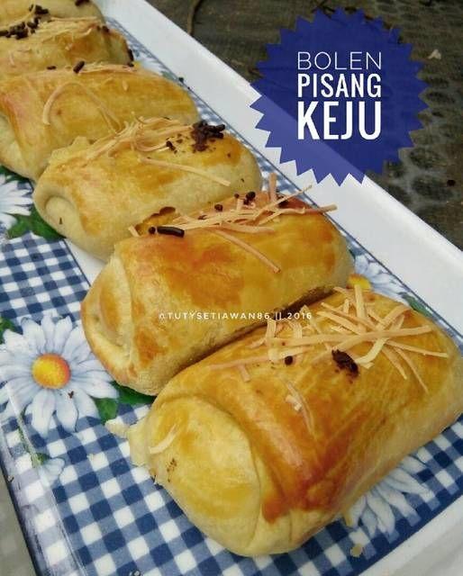 Resep Bolen Pisang Keju Oleh Tutysetiawan Resep Resep Makanan Ringan Manis Resep Masakan Malaysia