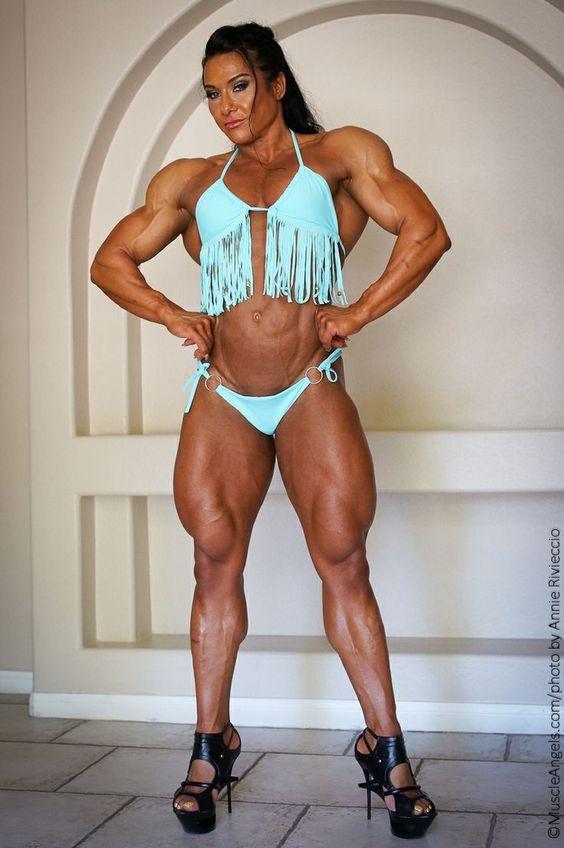 Alina popa | MUSCLE GODDESSES - Thank God For Steroids | Pinterest