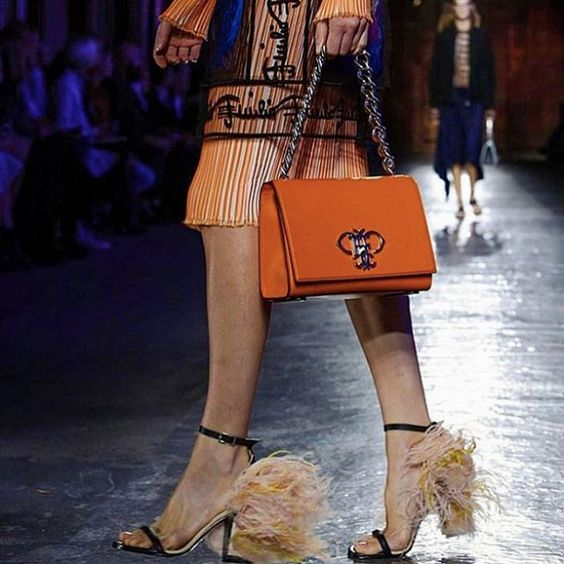 See the Debut of Emilio Pucci's Brand New Logo via @WhoWhatWear
