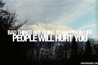 People Will Hurt You.