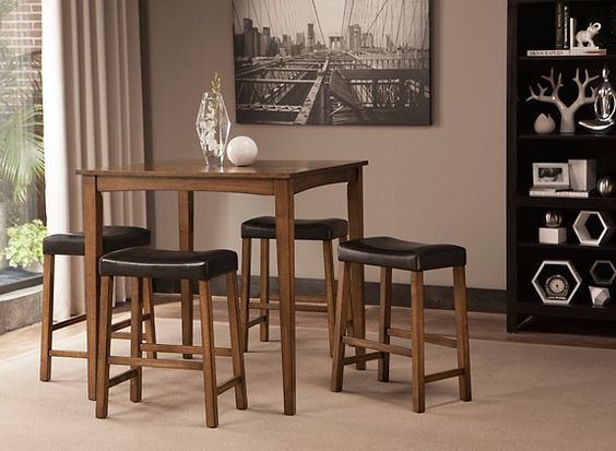 Medford 5 Pc Counter Height Dining Set Dining Sets