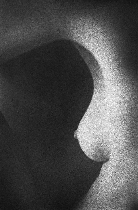 Wrong head - Rene Groebli, 1953