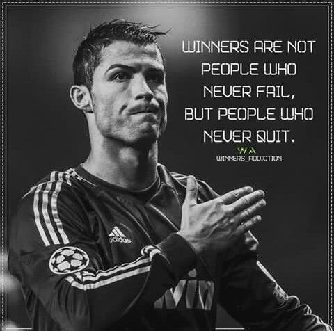 Ronaldo 38 Motivational Inspirational Poster Cristiano Football Player Sport