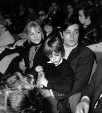 Alain Delon pictures and photos