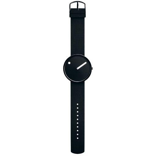 Rosendahl Uhr PICTO schwarz - Armbanduhr small 30 mm - 43360