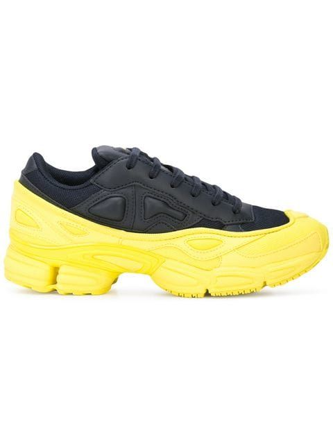Raf Simons Men's Shoes Leather Trainers