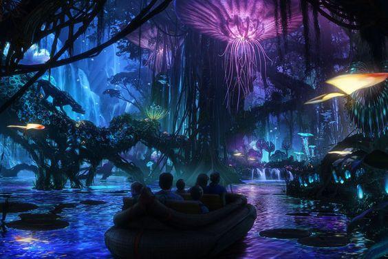 Avatar Land, Disney Resort, Dubai Park: Die Themenparks der Zukunft