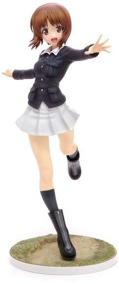 Miho Nishizumi 1/8 Figure Panzer Jacket Ver. ~ Girls und Panzer **Preorder**